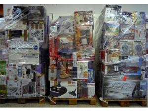 Mixed pallets household / electric / Multimedia / electronic returns